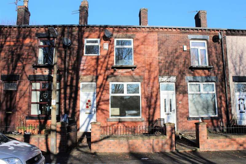 2 Bedrooms Terraced House for rent in Brookfield Street, Tonge Fold, Bolton
