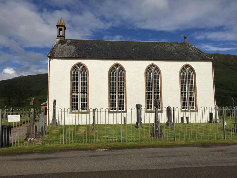 Land Commercial for sale in Lochcarron Church, Lochcarron, Strathcarron, IV54