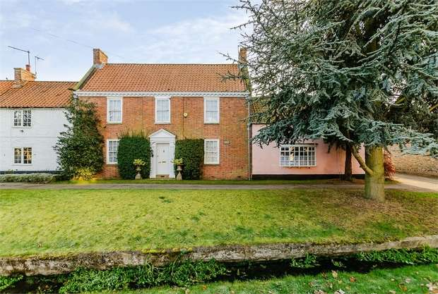 4 Bedrooms Detached House for sale in Main Street, Ellerker, Brough, East Riding of Yorkshire