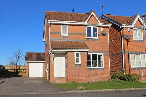 3 Bedrooms Detached House for sale in Lawson Avenue, Boroughbridge, York
