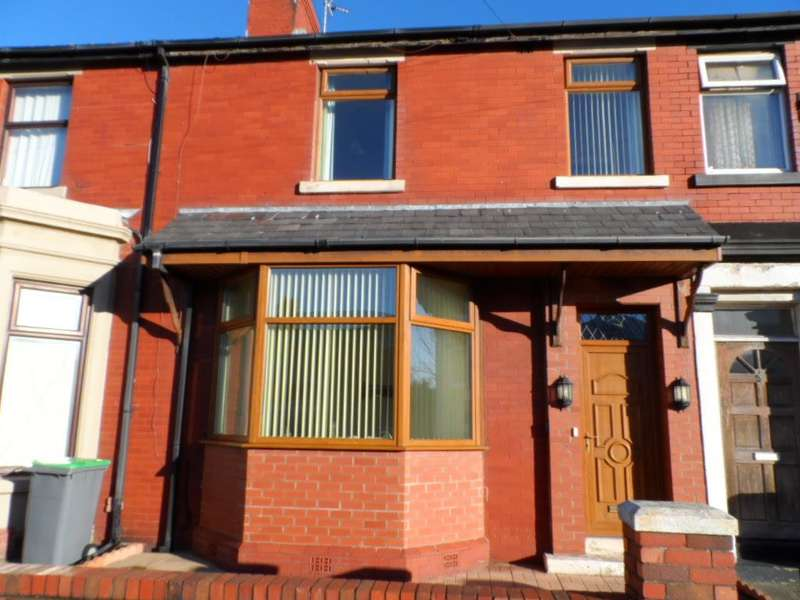 3 Bedrooms Terraced House for sale in Vicarage Lane, Blackpool, FY4 4EN