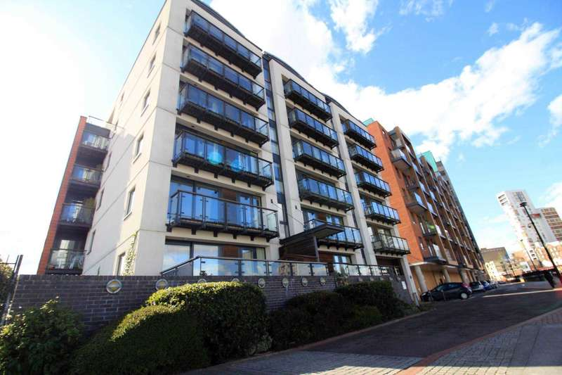 1 Bedroom Apartment Flat for sale in Quay West, Stoke Street, Ipswich