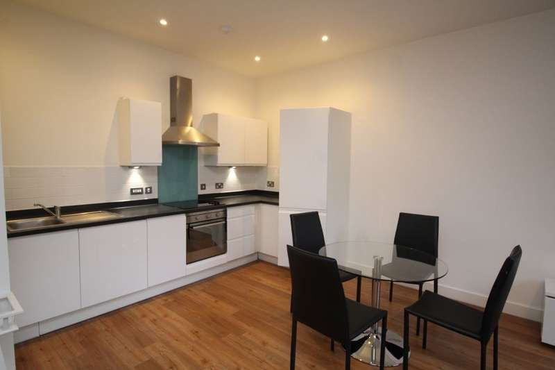 2 Bedrooms Flat for rent in Kings Parade, Liverpool, L3