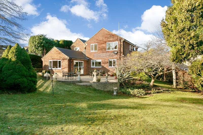 4 Bedrooms Detached House for sale in Boundstone