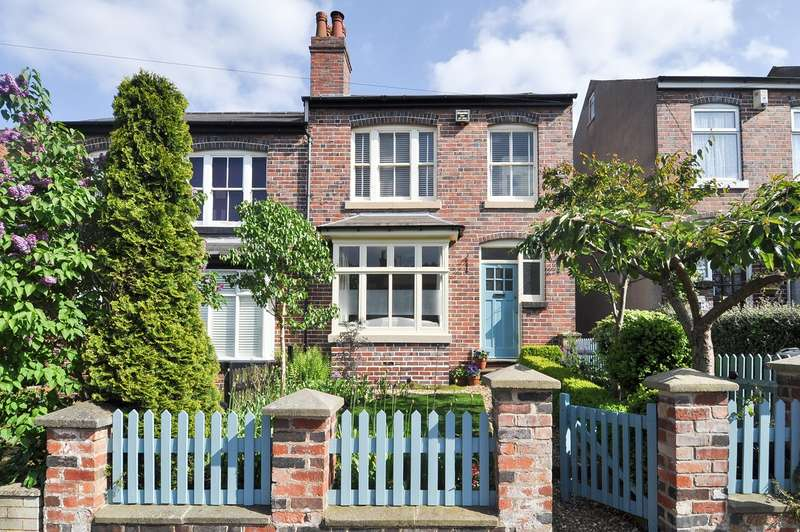 3 Bedrooms Semi Detached House for sale in Heathcote Road, Cotteridge, Birmingham, B30