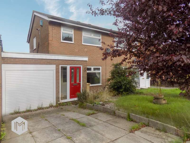 3 Bedrooms Semi Detached House for sale in Westbank Road, Lostock, Bolton, BL6