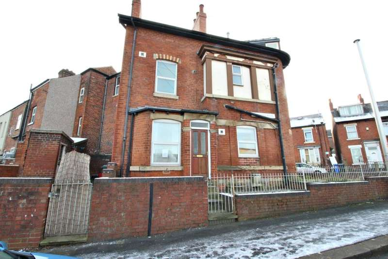 2 Bedrooms Semi Detached House for sale in Woodhead Road, Sheffield, S2