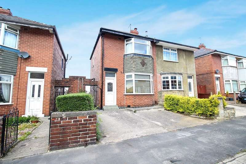 2 Bedrooms Semi Detached House for rent in Handsworth Crescent, Sheffield, S9