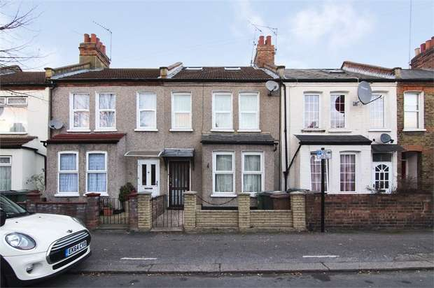 4 Bedrooms Terraced House for sale in Macdonald Road, Walthamstow, London