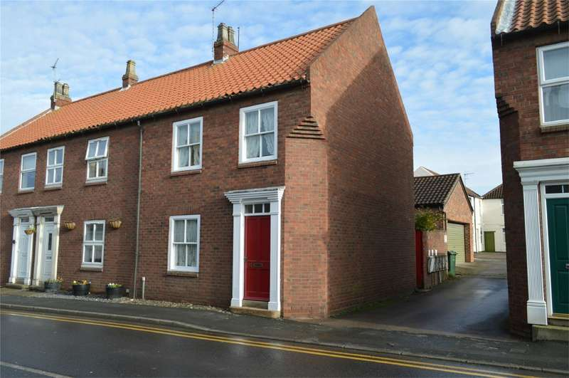3 Bedrooms End Of Terrace House for sale in Southgate, HORNSEA, East Riding of Yorkshire