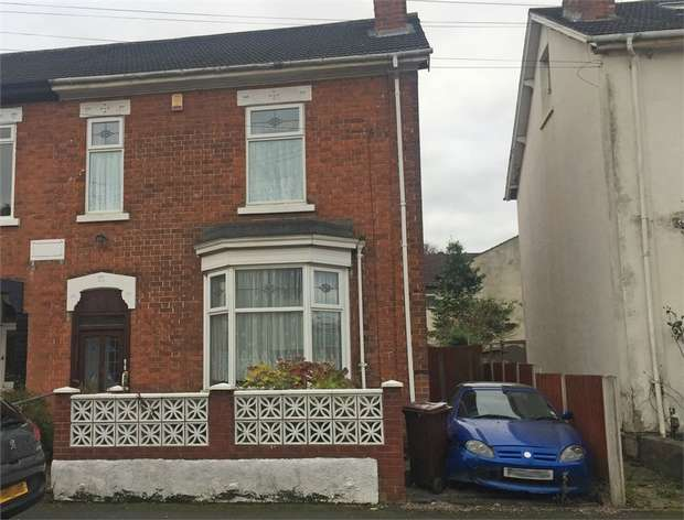 4 Bedrooms Semi Detached House for sale in Duke Street, Penn Fields, Wolverhampton, West Midlands