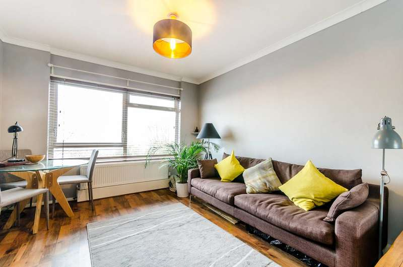 1 Bedroom Flat for sale in South Norwood Hill, South Norwood, SE25