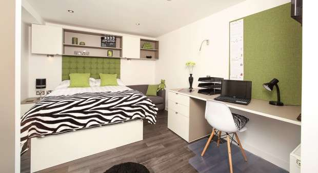 Studio Flat for sale in Primus Place 56 Gateway Street, Leicester, LE2