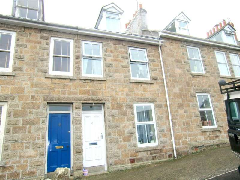 3 Bedrooms Terraced House for sale in Trenwith Terrace, St Ives, Cornwall