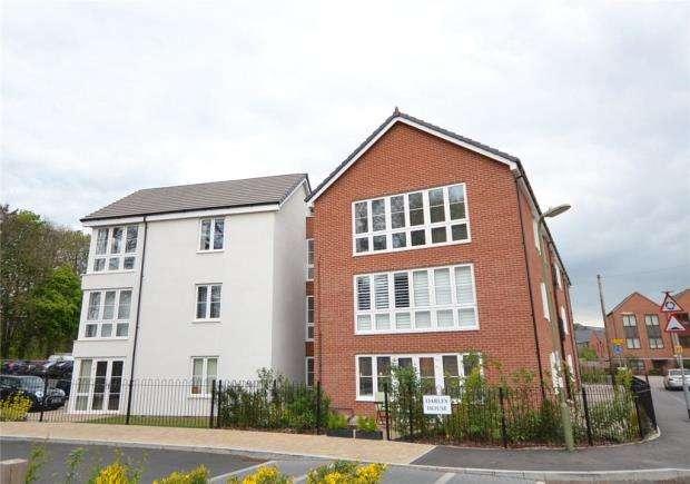2 Bedrooms Apartment Flat for sale in Darley House, Rooksdown Avenue, Basingstoke