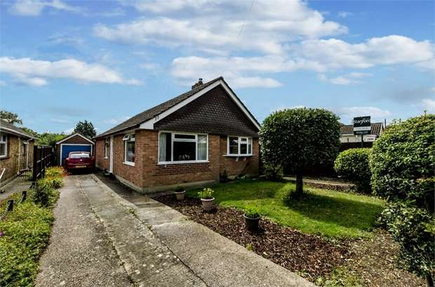 3 Bedrooms Detached Bungalow for sale in Weardale Road, Chandler's Ford, EASTLEIGH, Hampshire