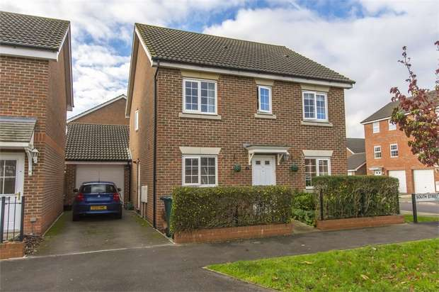 4 Bedrooms Detached House for sale in South Street, Eastleigh Lakeside, Eastleigh, Hampshire