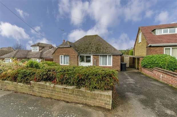 3 Bedrooms Chalet House for sale in Whalesmead Close, Bishopstoke, Eastleigh, Hampshire