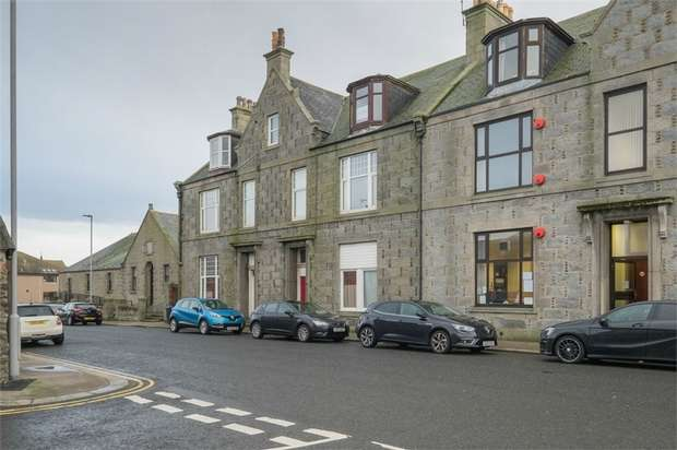 1 Bedroom Flat for sale in Commerce Street, Fraserburgh, Aberdeenshire