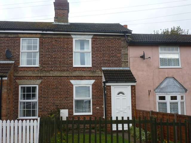 2 Bedrooms Cottage House for rent in Church Road, Lowestoft