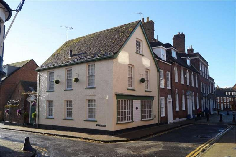 4 Bedrooms Town House for sale in 13 Market Street, Old Town Poole
