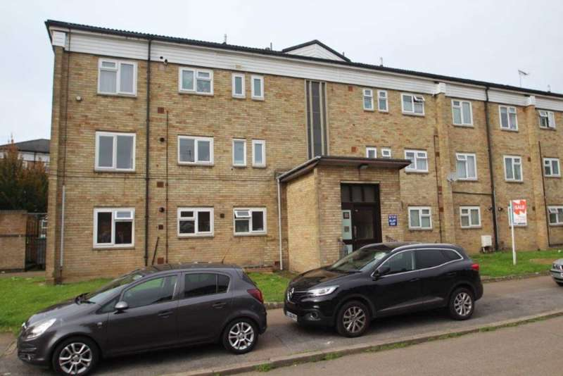 2 Bedrooms Apartment Flat for sale in 2 DOUBLE BED APARTMENT with a LONG LEASE in ADEYFIELD