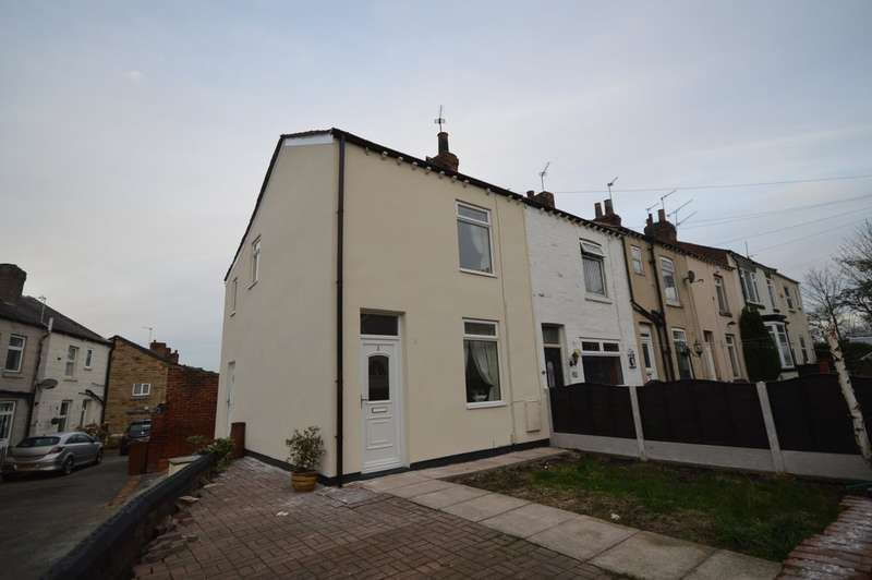 2 Bedrooms Town House for sale in Oakes Street, Wakefield