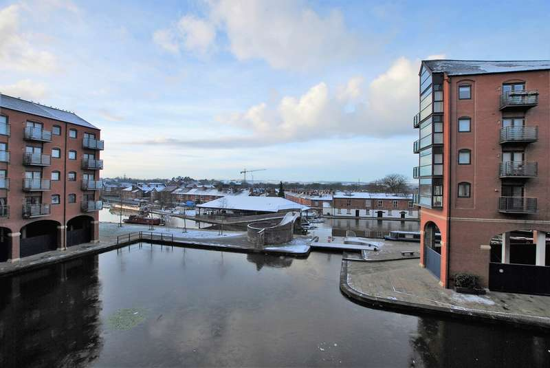 2 Bedrooms Flat for rent in Tower Wharf , Chester