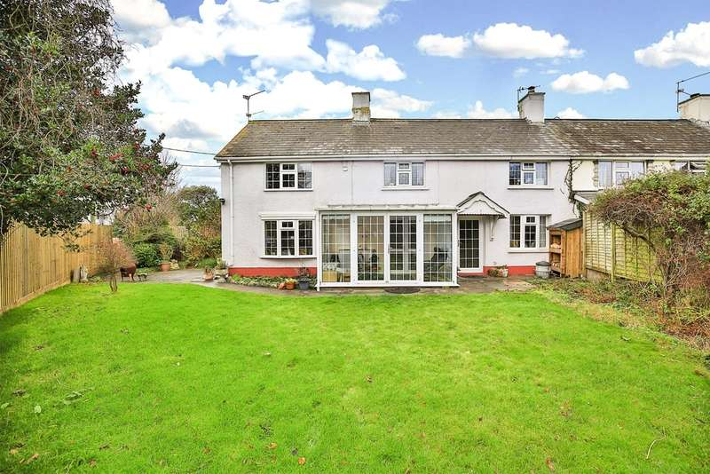3 Bedrooms Semi Detached House for sale in Eagleswell Road, Boverton, Llantwit Major