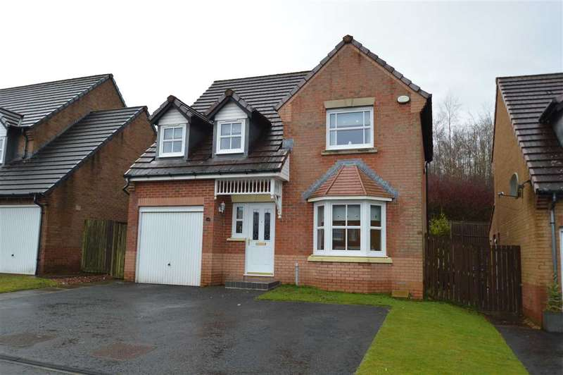 4 Bedrooms Detached House for sale in Sandhead Terrace, Westcraigs, Blantyre