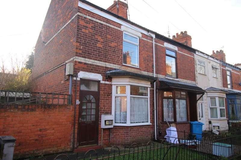 2 Bedrooms Terraced House for sale in Pavilion Crescent Worthing Street, Hull, HU5