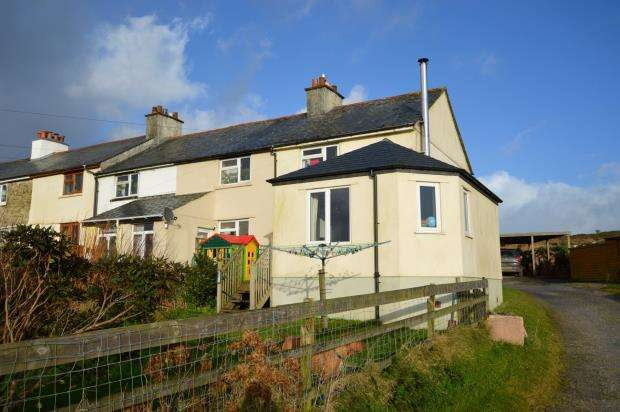 3 Bedrooms End Of Terrace House for sale in Whitebarrow Cottages, St. Neot, Liskeard, Cornwall