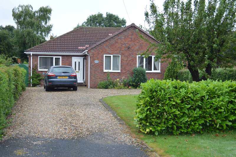 3 Bedrooms Detached Bungalow for sale in East Lambwath Rd, Withernwick, East Riding of Yorkshire