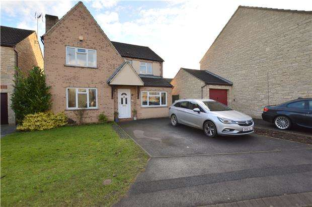 4 Bedrooms Detached House for sale in Lavender Road, Up Hatherley, CHELTENHAM, GL51 3BN