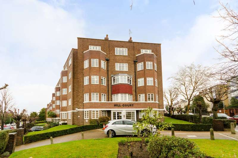 3 Bedrooms Flat for sale in St Marks Hill, Surbiton, KT6