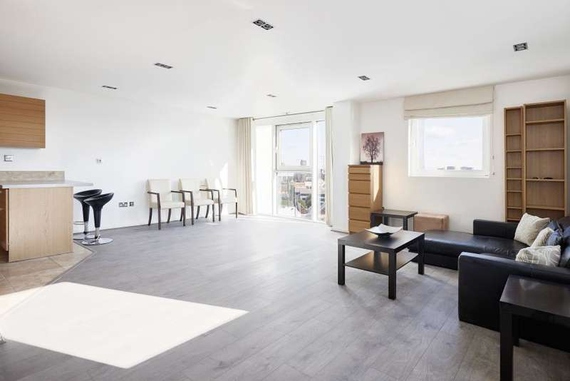 2 Bedrooms Apartment Flat for sale in City Tower, Canary Wharf, E14