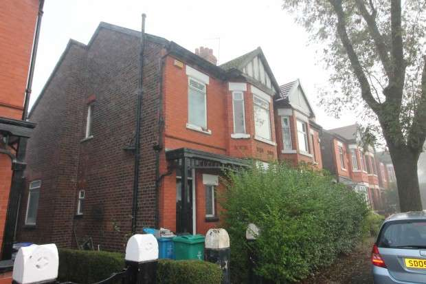 3 Bedrooms Semi Detached House for sale in Grangethorpe Drive, Manchester , M19