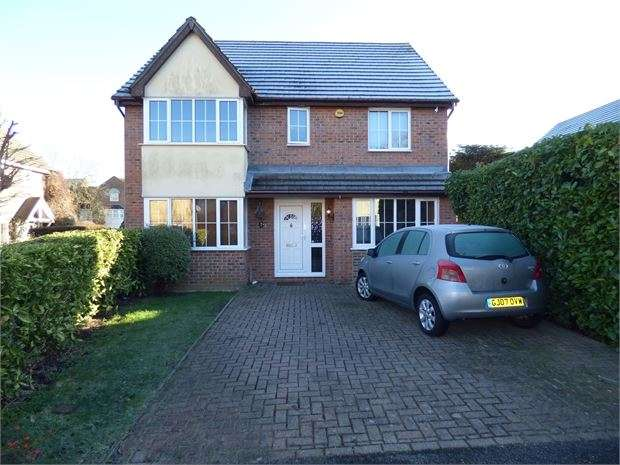 4 Bedrooms Detached House for sale in Mimosa Close, Langdon Hills, Langdon Hills, SS16 6SZ