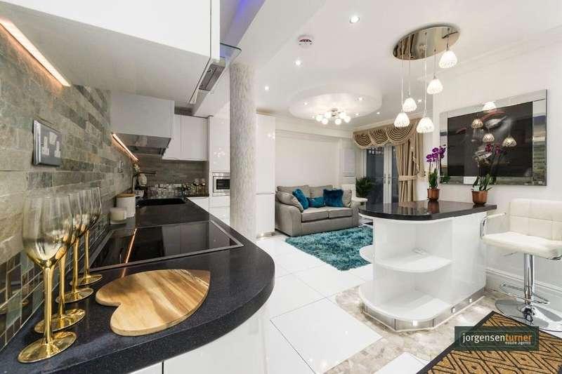 2 Bedrooms Flat for sale in Portnall Road, London, W9 3BD