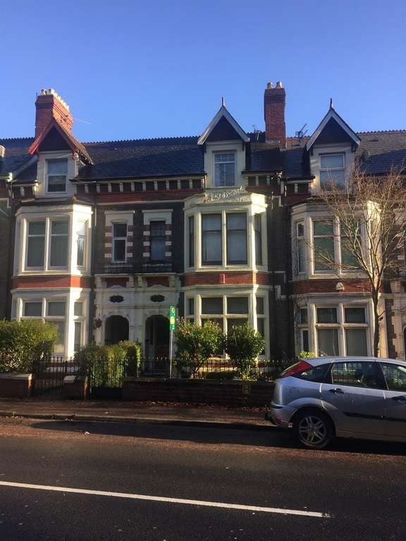 5 Bedrooms Terraced House for sale in Llandaff Road, Cardiff