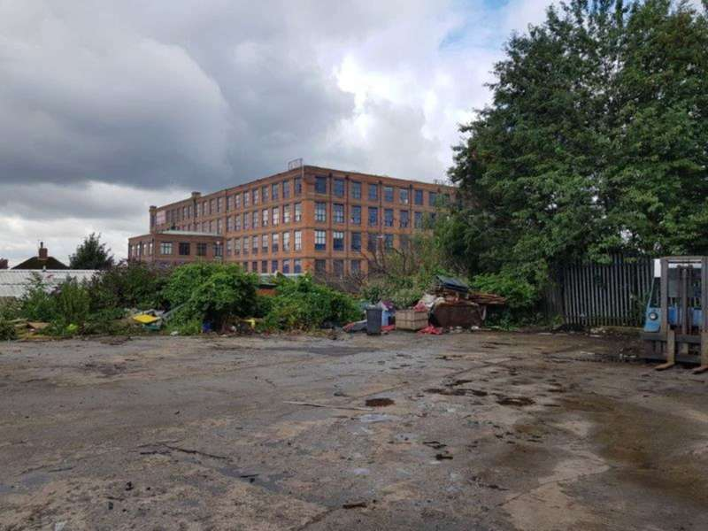 Land Commercial for rent in George Street, Failsworth