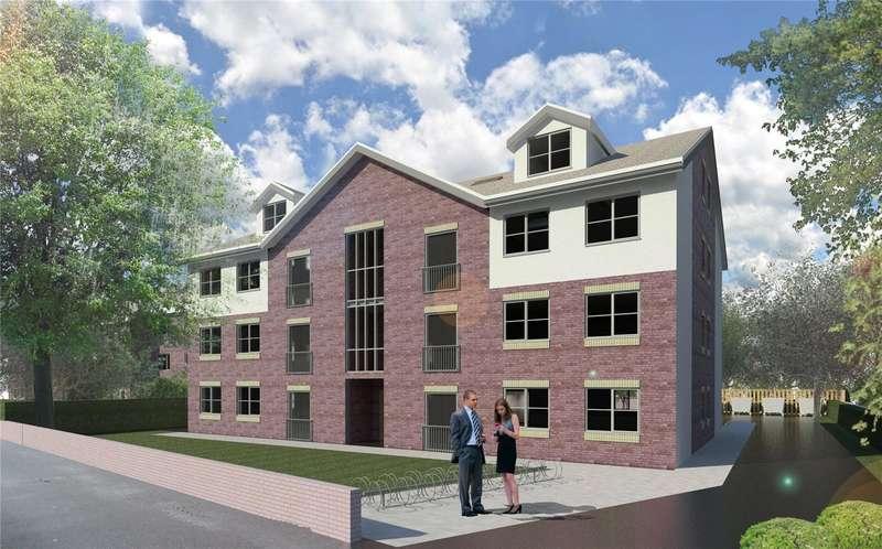 2 Bedrooms Flat for sale in Harehills Lane, Leeds, West Yorkshire, LS7
