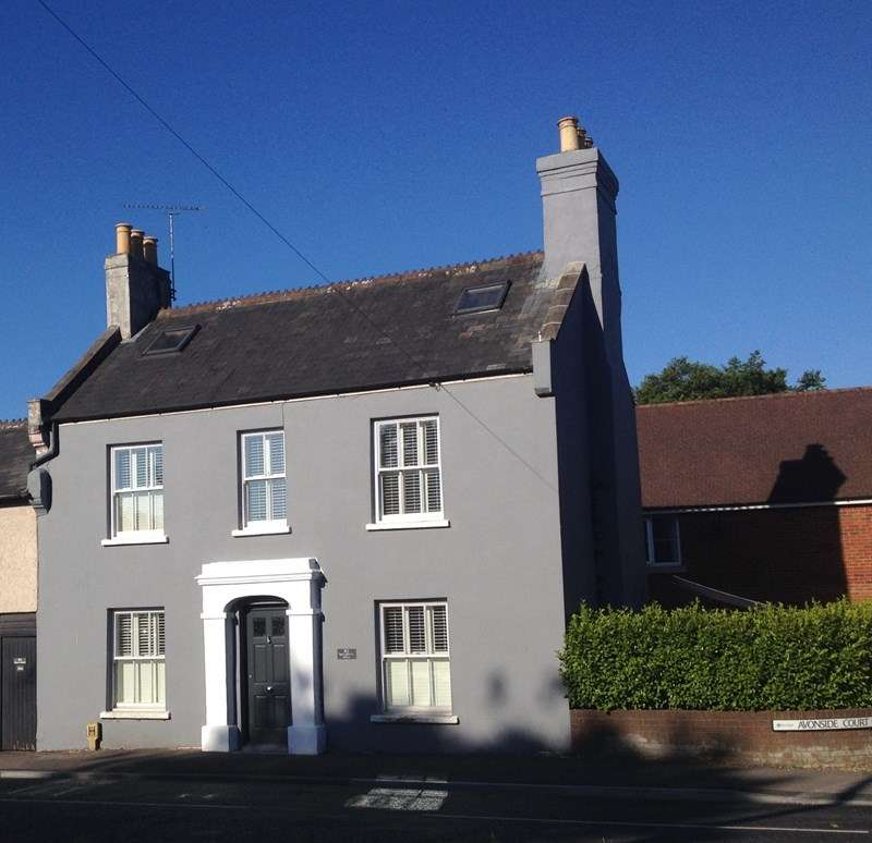 4 Bedrooms Detached House for sale in Christchurch Road, Ringwood