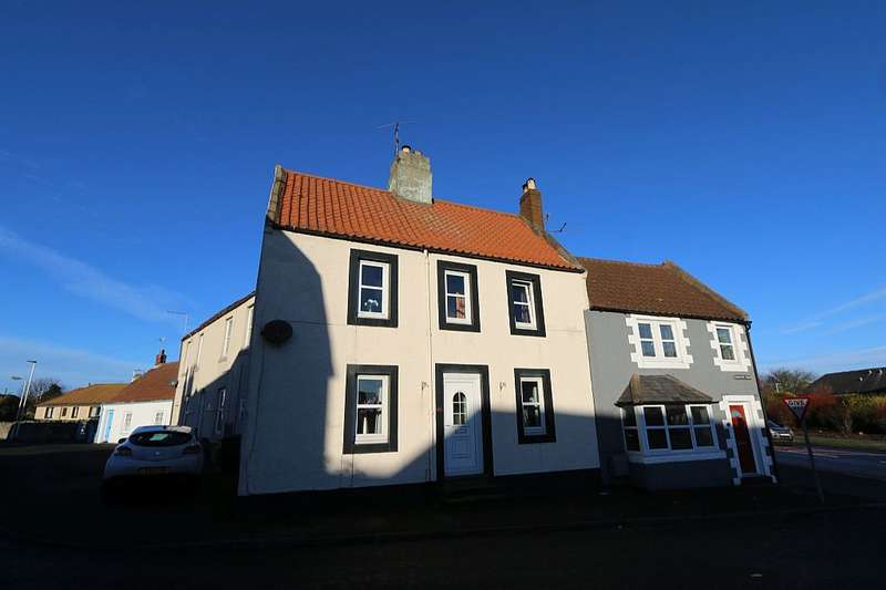 3 Bedrooms Cottage House for sale in Osborne Road, Tweedmouth, Berwick-upon-Tweed, Northumberland, TD15 2HS