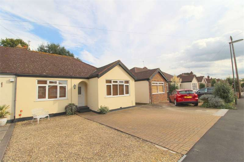 2 Bedrooms Semi Detached Bungalow for sale in Celia Crescent, Ashford, TW15