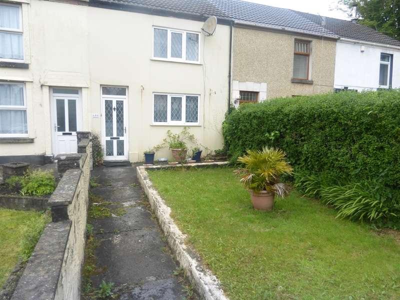 2 Bedrooms Terraced House for sale in Llangyfelach Road, Treboeth, Swansea