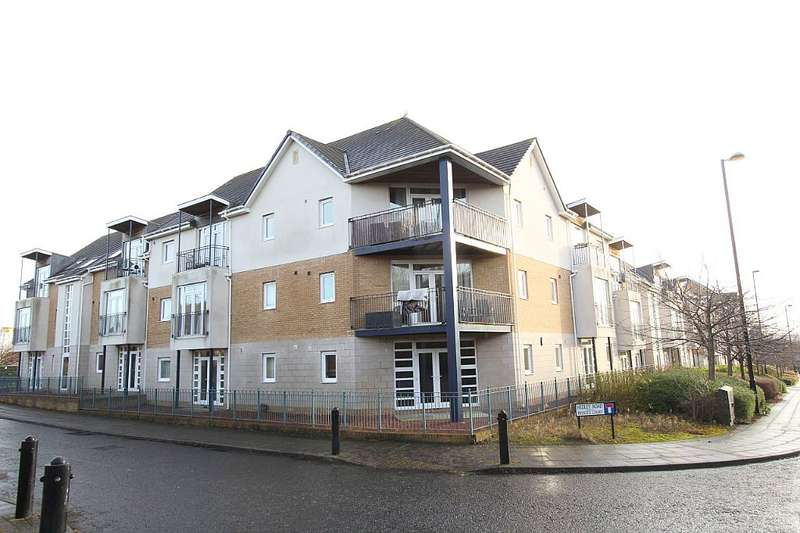 2 Bedrooms Flat for sale in Brandling Court, Hackworth Way, North Shields, Tyne and Wear, NE29 6WT