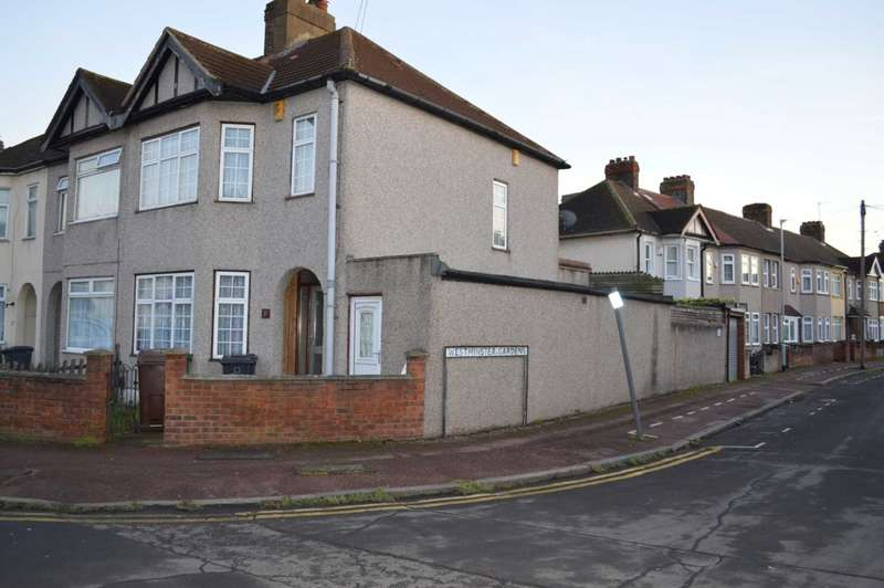 3 Bedrooms End Of Terrace House for sale in Barking