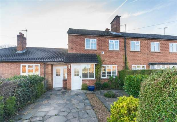 3 Bedrooms Semi Detached House for sale in 55 Leachcroft, Chalfont St Peter, Buckinghamshire
