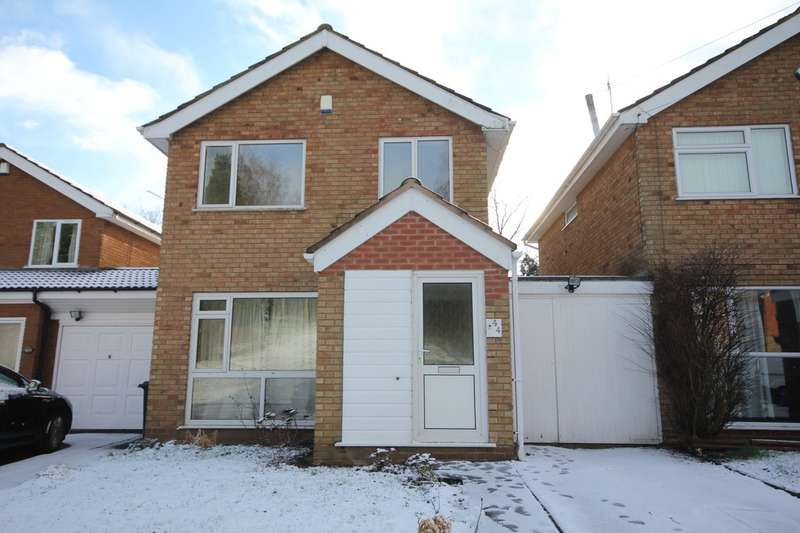 3 Bedrooms Semi Detached House for rent in Wentworth Way, Harborne, B32